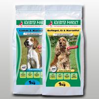 Kiebitzmarkt Hundefutter