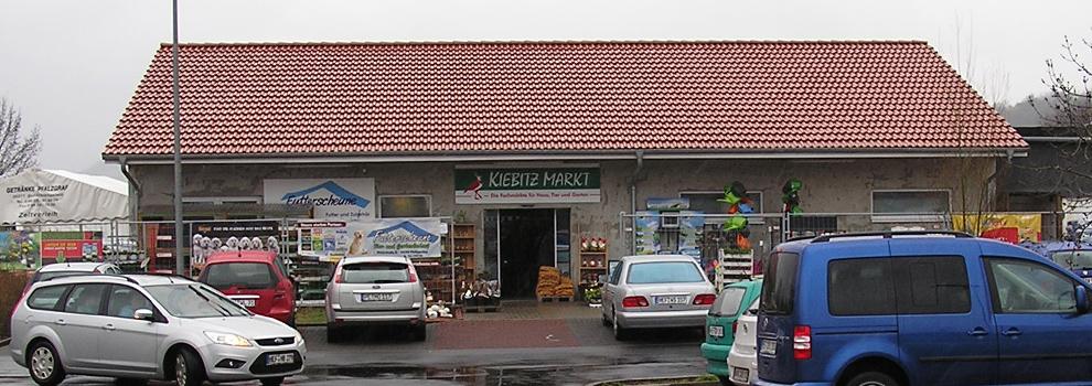 Grünes Warenhaus Philippsthal