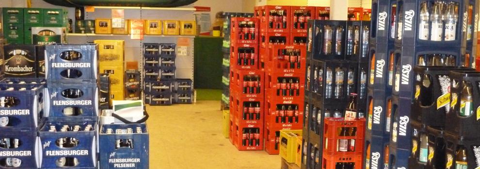 Getränke in Hohenkirchen