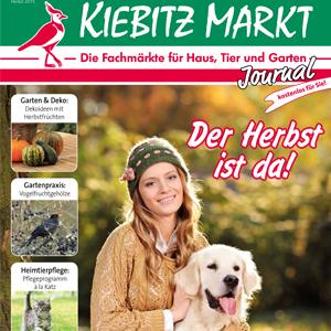 Kiebitzmarktjournal Herbst
