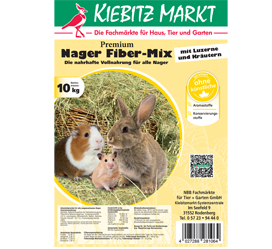 Nager Fiber-Mix m. Luzerne und Kräutern