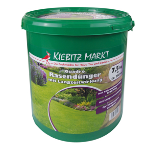 Kiebitzmarkt Rasendünger