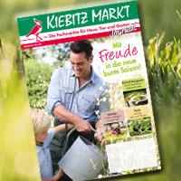 Kiebitzmarkt Journal Frühjahr