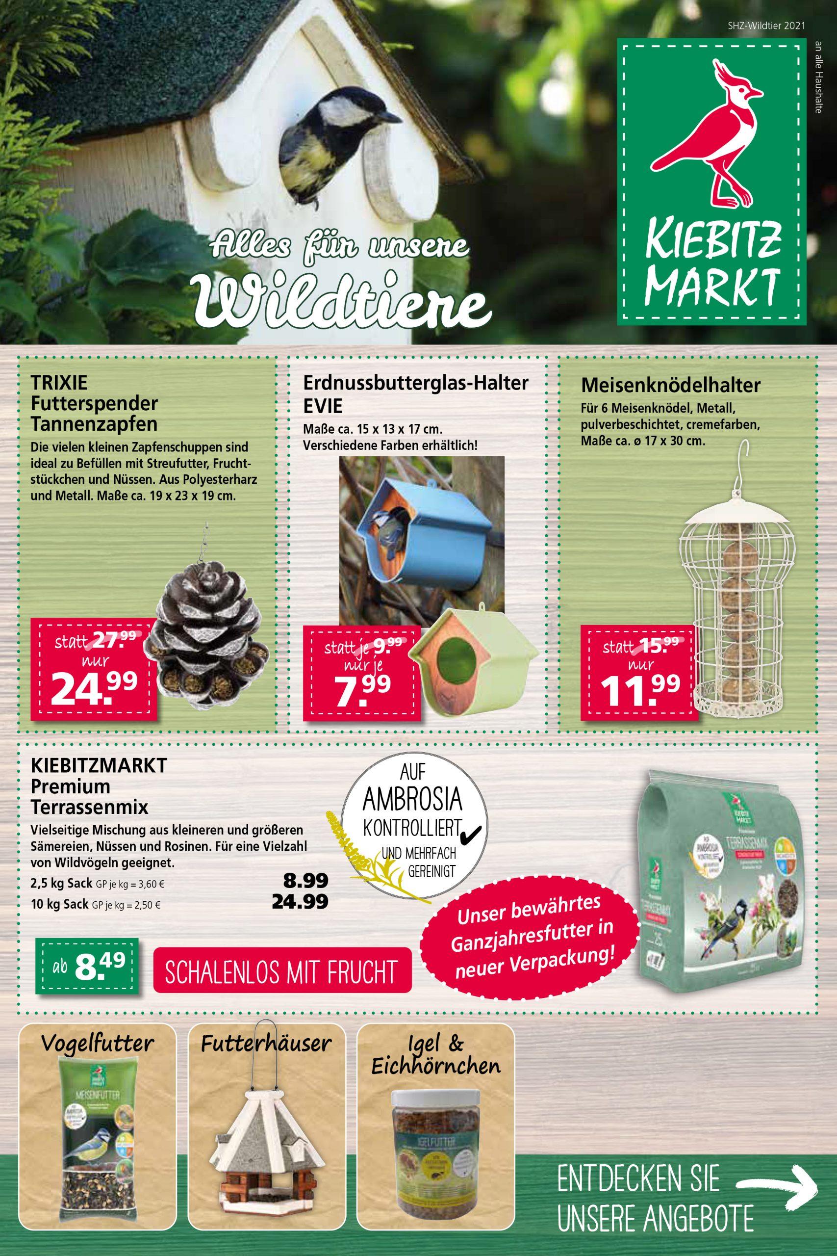 Kiebitzmarkt Angebote