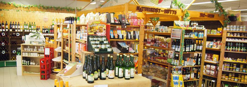 Kiebitzmarkt von Rönn Naturkost und Bio in Cadenberge