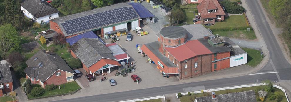 Kiebitzmarkt von Rönn in Cadenberge