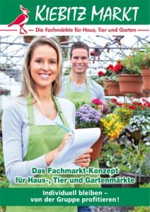 Kiebitzmarkt Broschüre