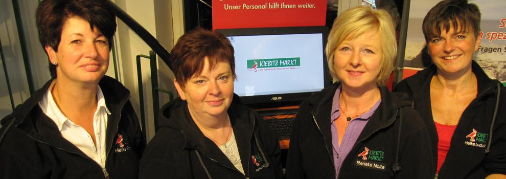 Grünes Warenhaus Heiligenstadt Team