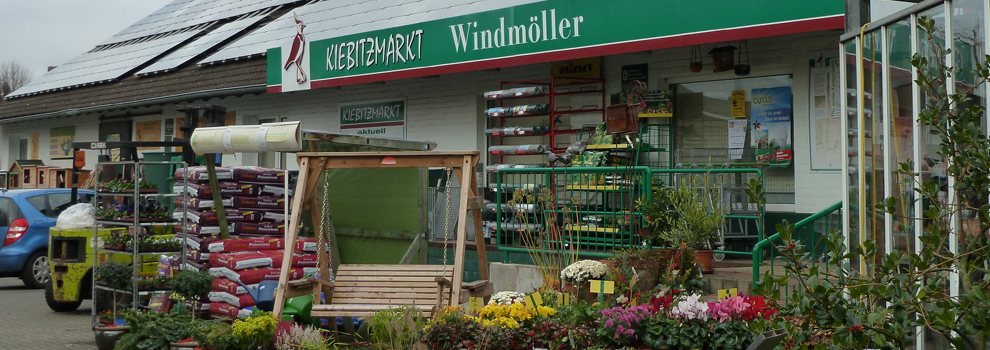 Kiebitzmarkt Windmöller in Lengerich