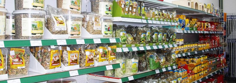 Kiebitzmarkt Wegener Tiernahrung