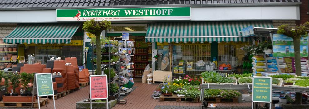 Kiebitzmarkt Westhoff Neuenkirchen