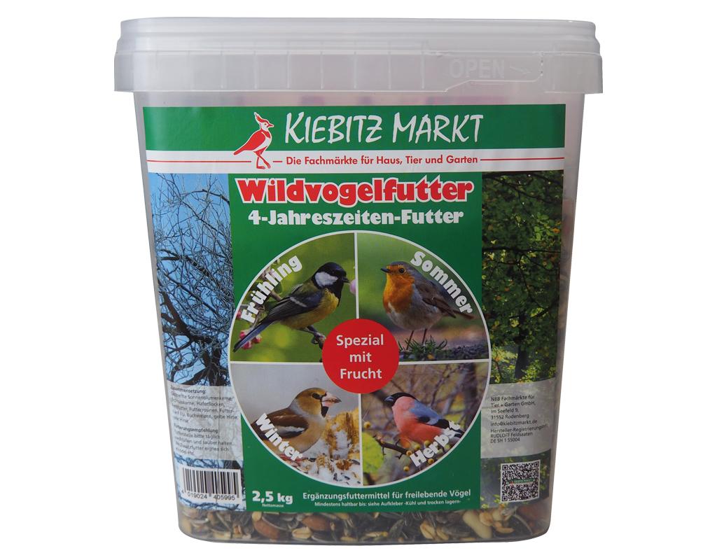 Kiebitzmarkt Wildvogelfutter