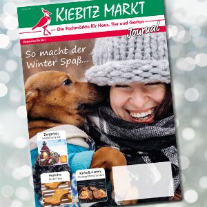 Kiebitzmarkt Journal Winter